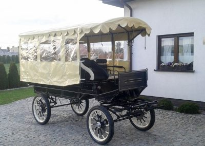 Western Wagen